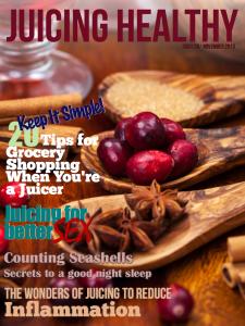 Juicing Healthy Magazine